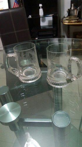 Set De Jarras Cervezeras En Cristal. Preguntar