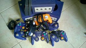 4 Controles Para Gamecube Y Wii
