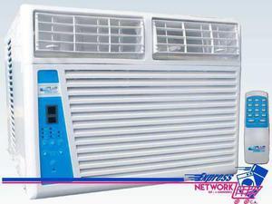 Aire Acondicionado De Ventana 14000 Btu 220 Voltios Gplus