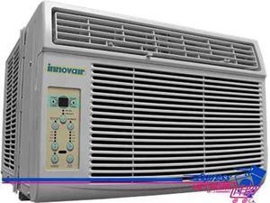 Aire Acondicionado De Ventana 6000 Btu 110 Voltios Innovair