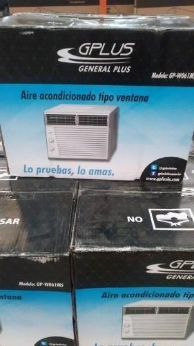 Aire Acondicionado De Ventana De 6000 Btu 110v Nuevo