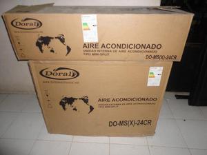 Aire Acondicionado Split 24000 Btu Doral