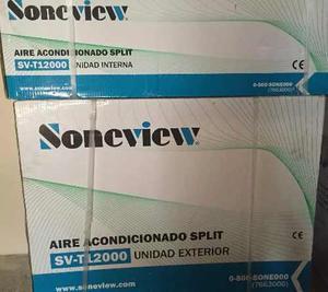 Aire Acondicionado Split De 12000 Btu Soneview Nuevo Oferta