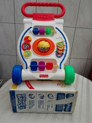 Andador Musical Para Bebé Fisher Price