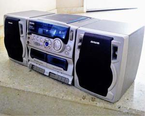 Aparato Sonido Minicomponente Aiwa 18w