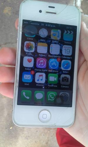 Celular Iphone 4s 16gb Usado