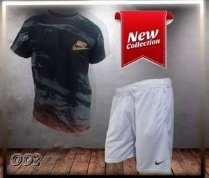 Conjuntos Nike Para Caballero Camuflaje