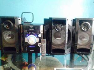 Equipo De Sonido Panasonic Sa Ak 780