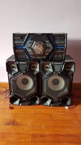 Equipo De Sonido Samsung Sound Giga Blast