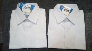 Excelentes Camisas Blancas A Buen Precio