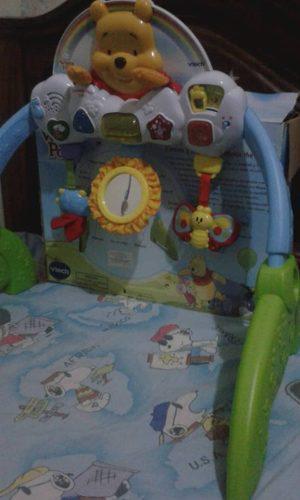 Gimnasio Para Bebes Vtech Wini Poh