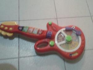 Guitarra De Bebe En Perfecto Estado.