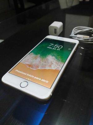 Iphone 6 Plus 64 Gb Impecable Como Nuevo Sin Detalles Ofer