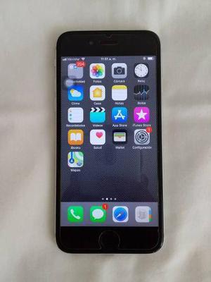 Iphone 6 Silver Como Nuevo