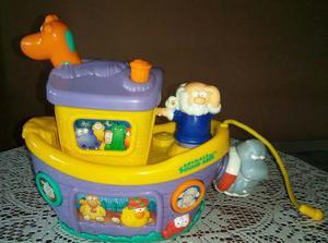 Juguete Para Bebés Con Sonidos Arca De Noé