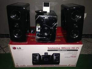Mini Componente De Sonido Lg Sistema Micro Hi-fi For Ipod
