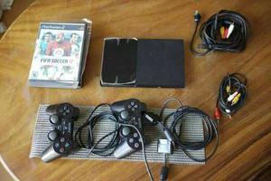 Playstation 2, Chipiado+ Mas Accesorios Originales