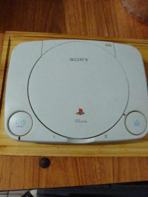Playstation One Usado En Excelentes Condiciones