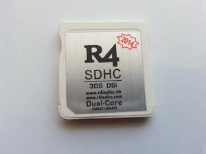 Tarjeta R4 Sdhc Dual-core Para Nintendo 3ds Y Ds