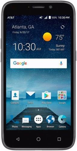 Telefono Celular Zte Maven 3 Android 7.1 8gb Tienda Fisica