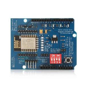 Uno R3 Esp8266 Escudo Wifi Serie Extend Junta Para Arduino