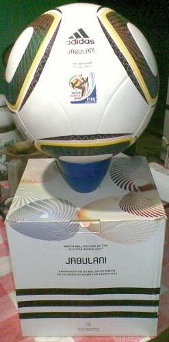 Balon Futbol Jabulani Original adidas #5 Liso