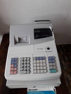 Caja Registradora Sharp Xe-a202