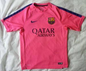 Camiseta Nike Dri Fit Fc Barcelona Talla M Hombre