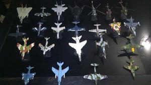 Colección De Aviones Escala