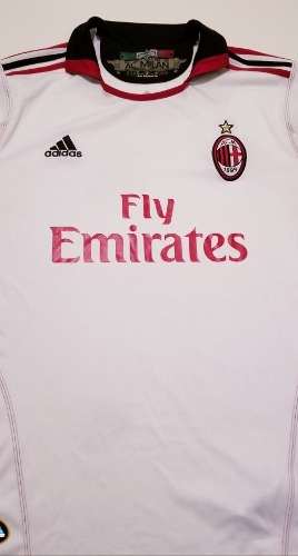 Franelas adidas Ac Milan
