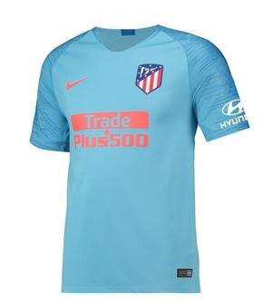 Nueva Camisa Atlético Madrid Visita  Por Encargo