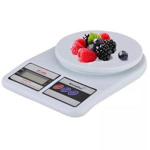 Peso Balanza Digital 7kg Cocina Negocio + Bateria Aa