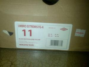 Tacos Deportivos Umbro Talla 42