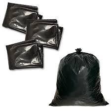 Bolsas Plasticas Negras 40 Kg Calibre 14