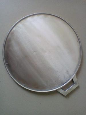 Budare De Aluminio 33cm