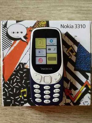 Celular Básico Nokia  Dual Sim Cámara Mp3 Radio Micro