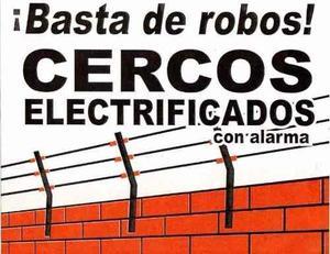 Cercos Electricos Instalacion, Mantenimiento