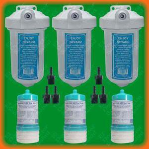 Combo De 3 Filtros De Agua Nevado Ozono - Mayor Ferreterias