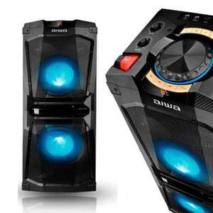 Corneta Portatil Con Bluetooth Y 2000 Watts Aiwa Pov2 Tienda