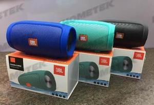 Corneta Portatil Y Power Bank Jbl Mini Charge 3 Bluetooth