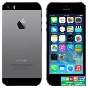 Iphone 5s 32gb Desbloqueados Libre Icloud Itr