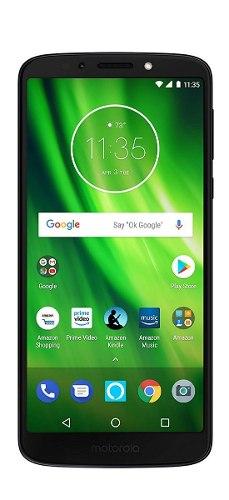 Moto G6 Play 5.7 Hd+ 32gb/3gb mah Cargador-turbo 4g Lte