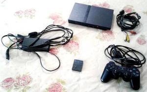 Play 2 Con Un Control, Una Memory Card