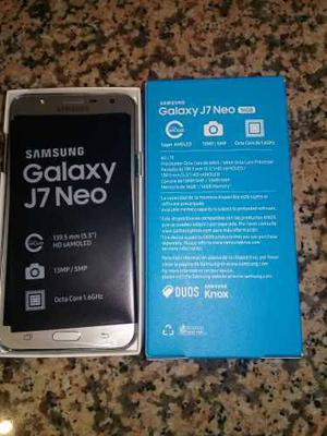 Samsung Galaxy J7 Neo 16gb Pantalla 5.5 Hd 13mp 4g Lte Dual