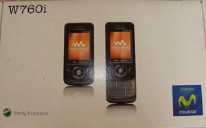 Teléfono Sony Ericsson W760i Para Reparar