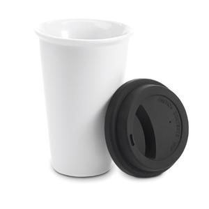 Vaso De Café Con Tapa De Silicon Para Sublimar Tienda