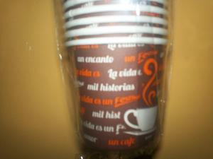 Vasos De Carton