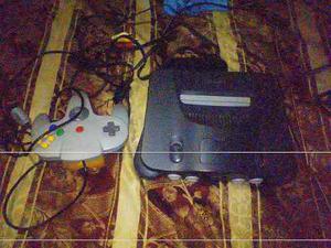 Vendo O Cambio 2 Nintendo