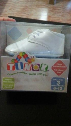Zapatos Para Bebe Marca Tinok De 6 A 12 Meses