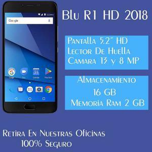 Blu R1 Hd  Telefono Celular Android 2gb Ram Liberado!!!